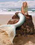 Welche Schauspielerin spielt die Rolle von Aquamarin?