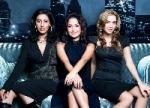 Mandy, Bahar, Senna sind in der Band