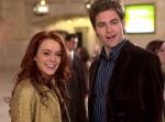 Im welchem Film spielt Lindsay neben Chris Pine?