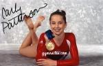 Und zu guter letzt: In welchem Amerikanischen Elite Verein turnte Carly Patterson seit sie 12 war?