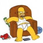 Hier die erste Frage, sie ist mit Leichtigkeit beantwortet. ^^ Was bedeutet das J. in Homers Namen (Homer J. Simpson)?