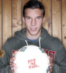 Wann und wo wurde Lukas Podolski geboren?