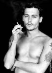 Wer riet dem in Geldnöten steckenden Johnny Depp, er solle es einmal beim Film probieren?