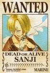 Welche Namen hat Sanji für Nami entwickelt?
