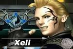 Welche Waffe/n benutzt Xell Dincht?