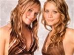 Wie viele Minuten älter ist Ashley im Vergleich zu Mary-Kate?
