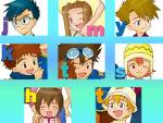 Wie heißt die 1. Digimon Staffel?