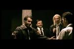 """Fangen wir leicht an: Was machen die Jungs im """"Du hast""""-Video, gleich nachdem Schneider in die schwarze Hütte kommt?"""