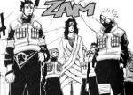 Starten wir mit etwas Leichtem. Welchem Jo-Nin wurden Sasuke Naruto und Sakura zugeteilt?