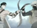 Wer rettete Zabuza im ersten Kampf gegen Kakashi?