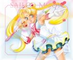 Erst mal was Leichtes: Wie heißt Sailor Moon richtig?