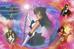Warum wollten Sailor Pluto, Sailor Uranus und Sailor Neptun Sailor Saturn am Anfang töten?