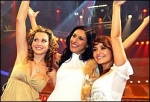 Mandy, Ari und Bahar sind in der Band!