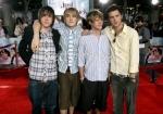 Wie heißen die Songs, die Busted und McFly gemeinsam einsangen?