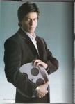 Wo hatte Shahrukh Khan sein Debüt?