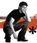 Für was macht Shahrukh Khan in Indien Werbung?