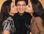 Diese beiden Cousinen spielten in welchem Film mit Shahrukh Khan zusammen?