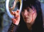 """Was schreit Xena in """"Der Ring"""" gen Himmel, nachdem sie den Ring benutzt hat?"""