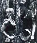 In welcher Episode ist Gabrielle sauer auf Xena wegen einer Pfanne, die Xena als Waffe benutzt hat?