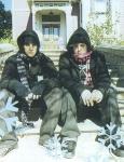 Mit wie viel Jahren wollten Joel und Benji Selbstmord begehen?