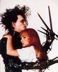 In welchem Film arbeitete Johnny erstmals mit Tim Burton zusammen?