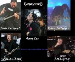 Wer waren die allerersten Mitglieder von Evanescence?