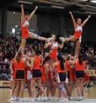 """Der """"Cheerleader World Championship"""" ist 2007 in Helsinki."""