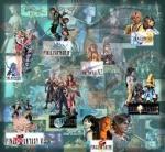Es kommen viele Charaktere aus Final Fantasy vor.
