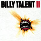 "Wann erschien ihr Album ""Billy Talent 2""?"