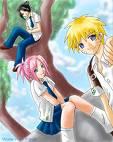 Shikamaru ist in Ino verliebt!