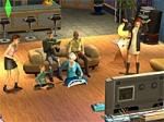 Im Fernsehen gibt es einen Koch-Kanal, einen Sims-Nachrichten-Channel, einen Music-Channel und einen Kids-Kanal.