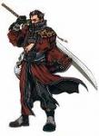 Auron hat sein Schwert...