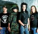 Tokio Hotel sind: Bill, Tom, Gustav und Georg.
