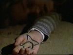 Was passiert als Joyce Buffy das erste Mal auf der Jagd begleitet?