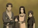 Wie heißen Sasukes Eltern?