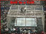 Welcher WWE-Superstar gewann das erste Hell in a Cell Match, das es gab?