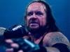 Wer wurde vom Undertaker durch die Eingangsrampe beim Great American Bash 2005 geworfen?