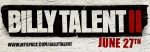 Billy Talent!