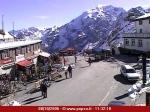 Direkt an der Passstraße thront Südtirols höchster Gipfel. Es ist...