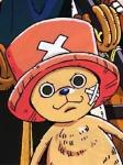 Wie heißt Chopper in Japan?