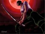 Im 5. Film kämpft Zorro gegen seinen ehemaligen Freund, wie hieß der?