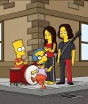 Wo wohnen die Simpsons?