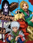 Mit wem war Orochimaru in einem Team?