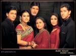 "Wie heißt Amitabh Bachchan in ""Kabhi Khushi Kabhi Gham""?"