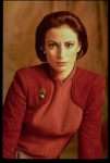 Welchen Föderationsrang hatte Kira Nerys inne?