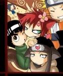 Akamaru darf mit Kiba bei den Ausscheidungskämpfen nach der 2. Chuninprüfung kämpfen, weil...