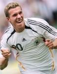 Wie viele Tore hat Lukas Podolski in der deutschen Nationalelf bisher erzielt?