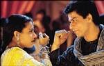 Welcher Film war Kajols erster mit Shah Rukh Khan?