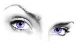 Und deine Augenfarbe?