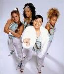 Wie heißen die vier Cheetah Girls?